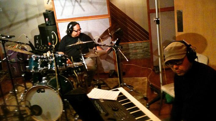 Curt Biscara & John Beasley, doing what they do