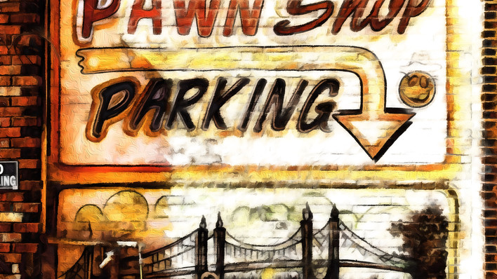 Pawn Shop Parking