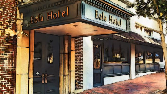 Eola Hotel