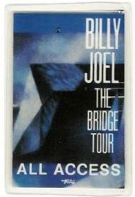 Billy Joel The Bridge Tour