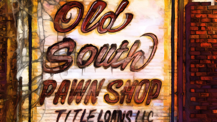 Old South Pawn Shop