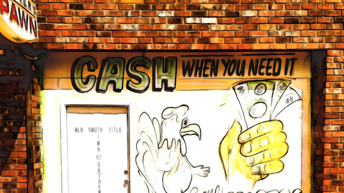 Cash When You Need It