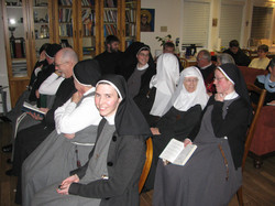 Mass at San Damiano