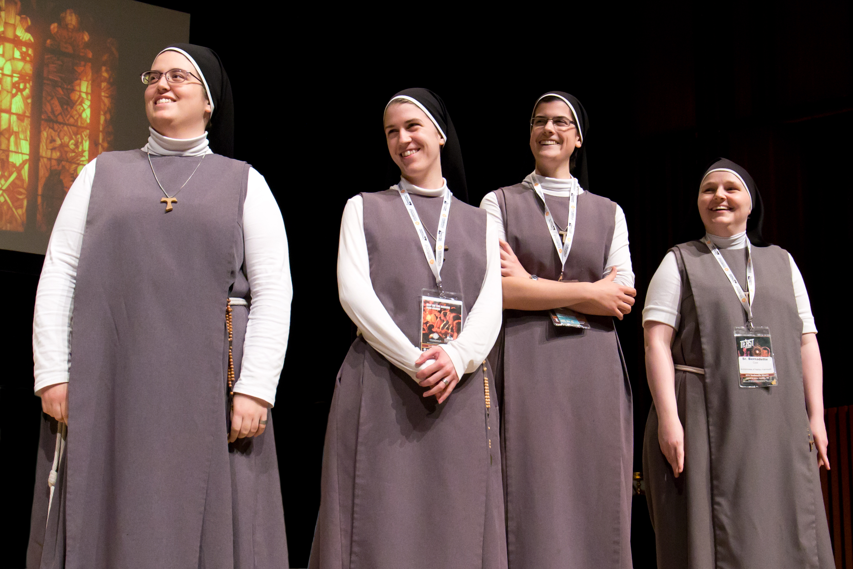 Sisters at Steubenville