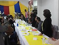 3 Jornada. Sociedad Civil. Mesa Migraciones. Nativos