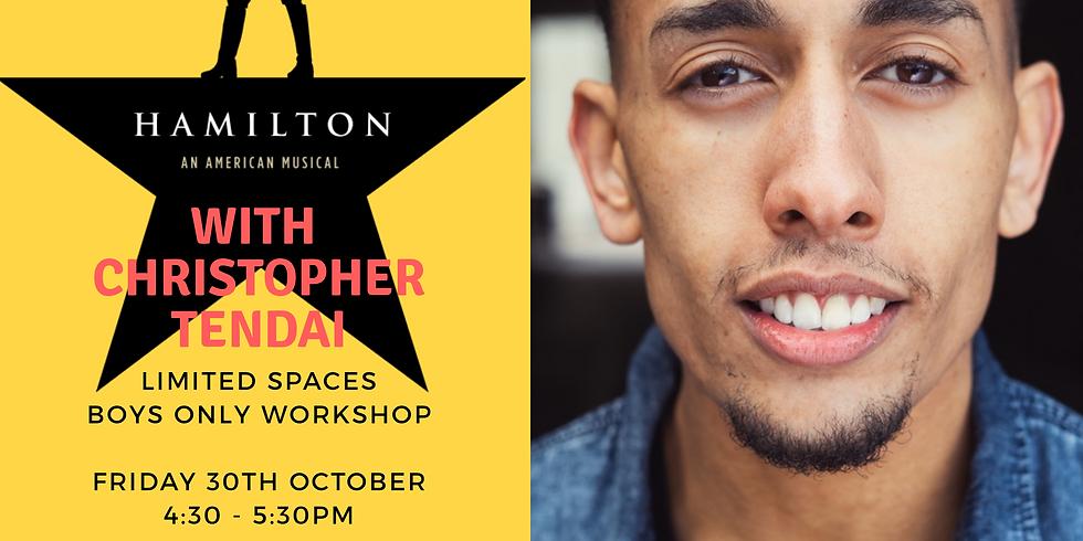Hamilton Exclusive Workshop