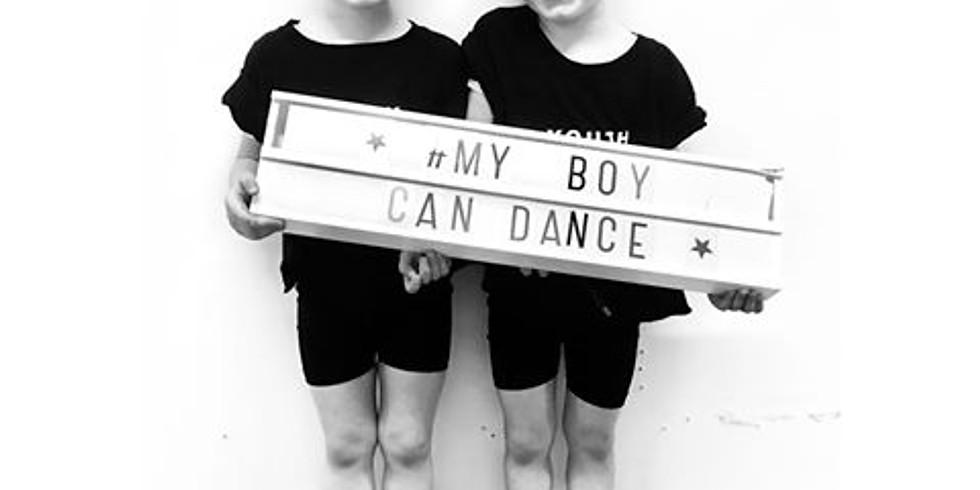 Portsmouth #myboycandance photoshoot