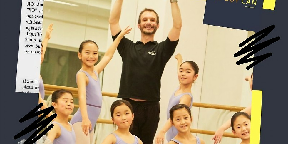MBC Exclusive age 9-14  Ballet Class