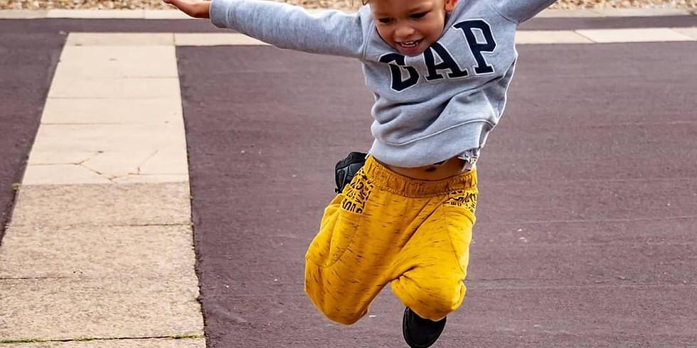 My Boy Can Dance 2019