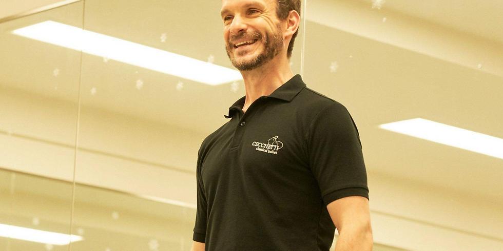 Advanced Ballet Workshop with Martin Dutton