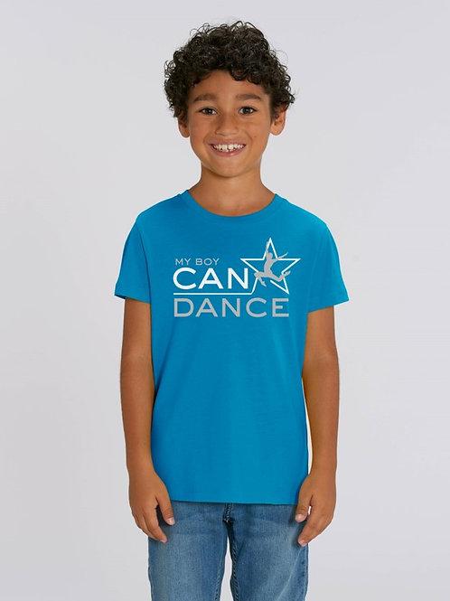 MY BOY CAN DANCE  Kids T-Shirt