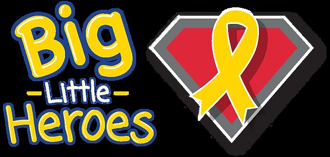 TBCF-Big Little Heroes Logo Single Horiz