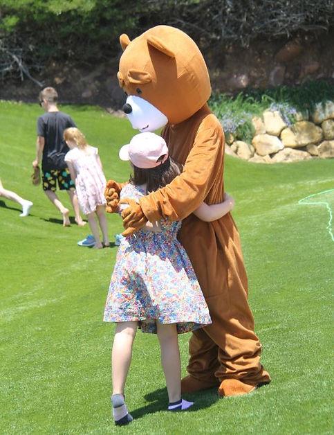 Teddy Hugging Alanna - low rez.JPG