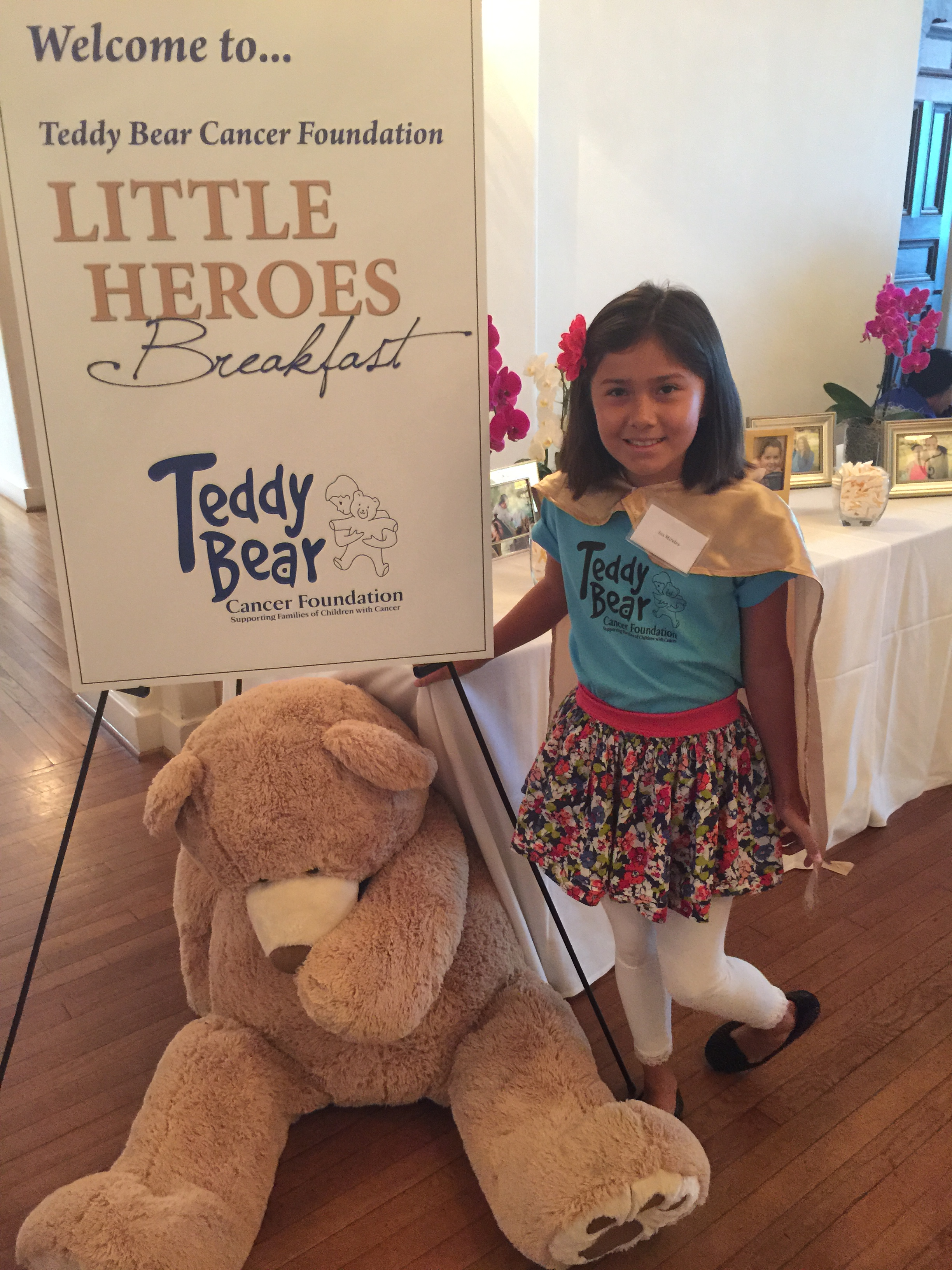 2015 Little Heroes Breakfast