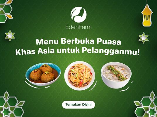 Asian Food untuk Menu Berbuka Puasa, Mana Pilihanmu?