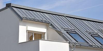 Dachecker Fachregeln Metalleideckung Ausbildung Dachdecker