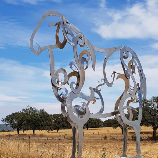 Escultura Oveja.JPG