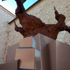 Escultura Centenaria