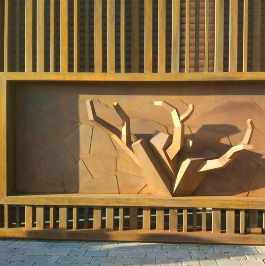 Mural Dehesa de los Canónigos