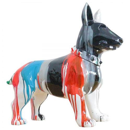 Bull Terrier Tricolor M