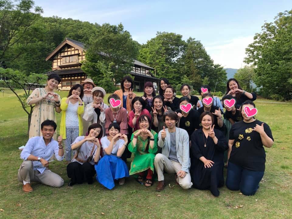 2019.5.26癒しのイベント「I AM」