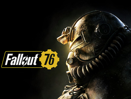 Fallout 76: Too Hyped To Handle