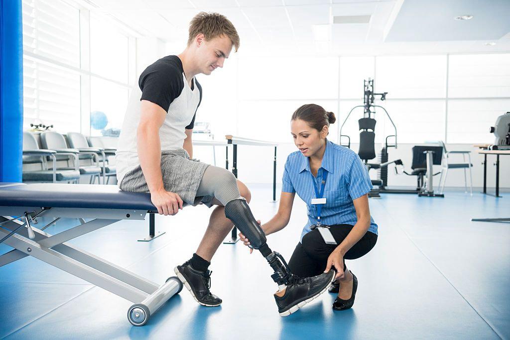 Prosthetics Assessment