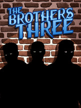 The Brothers Three - Black Silhouette