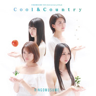 RINGOMUSUME / 20th Anniversary Album Cool & Country