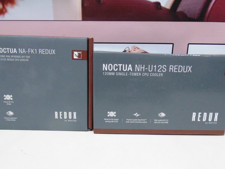 Review Noctua NH-U12S Redux, NA-FK1