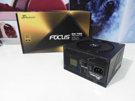 Review Seasonic Focus GX-750