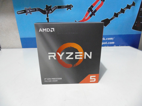 Review AMD Ryzen 5 3600