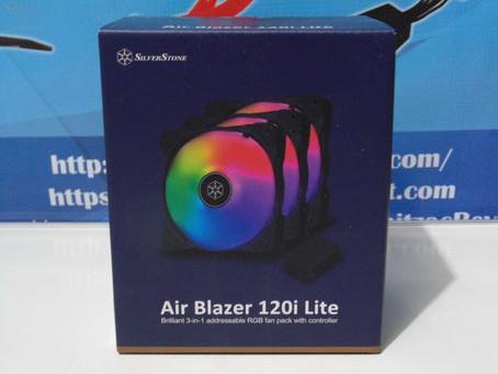 Review Silverstone Air Blazer 120i Lite