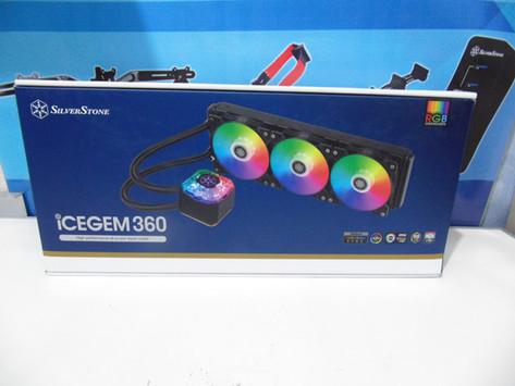 Review Silverstone ICEGEM 360