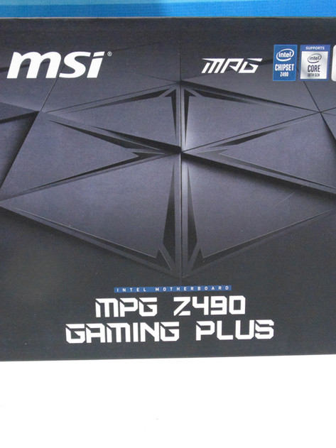 Review MSI MPG Z490 Gaming Plus