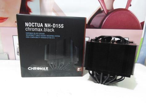 Review Noctua NH-D15S Chromax.black