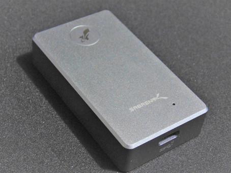Review Sabrent Rocket Nano M.2 SSD 2TB Portable