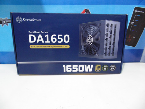 Review Silverstone DA1650W Gold