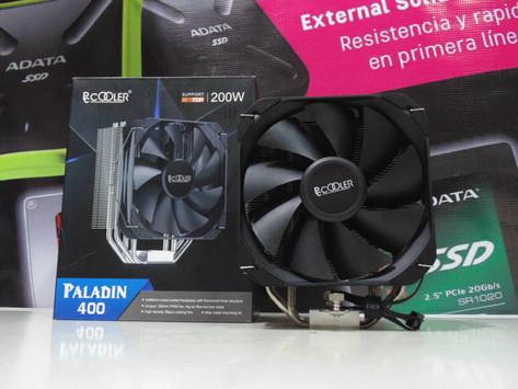 Review PCcooler Paladin 400