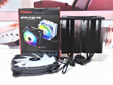 Review Enermax ETS-40-FS