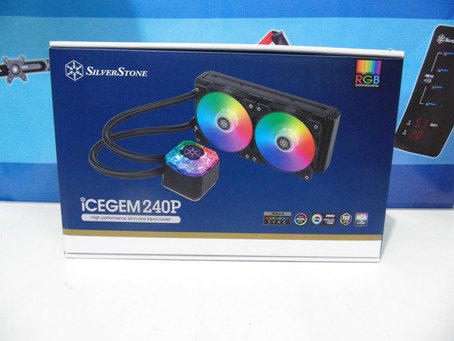Review Silverstone ICEGEM 240P