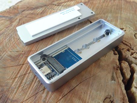 Review Sabrent USB 3.2 Enclouser NVME
