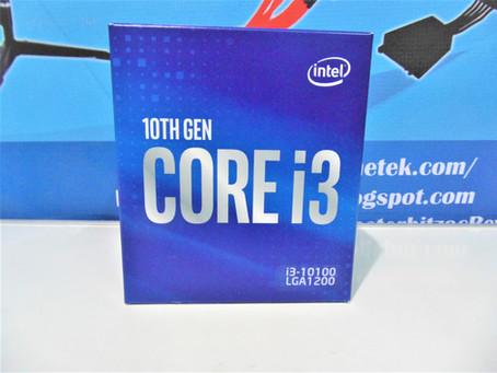 Review Intel Core i3 10100