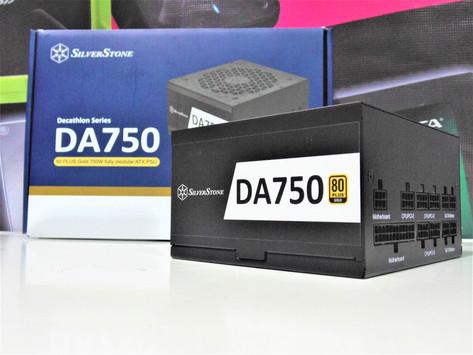 Review Silverstone DA750 Gold