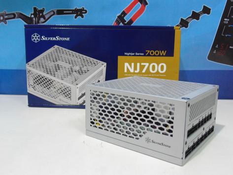 Review Silverstone NJ700