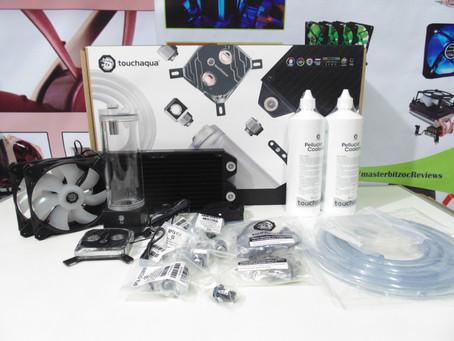 Review Bitspower Touchaqua Kit Watercooling Intel