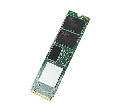 ATP Presenta M.2 2280 NVMe SSD Para Aplicaciones Industriales