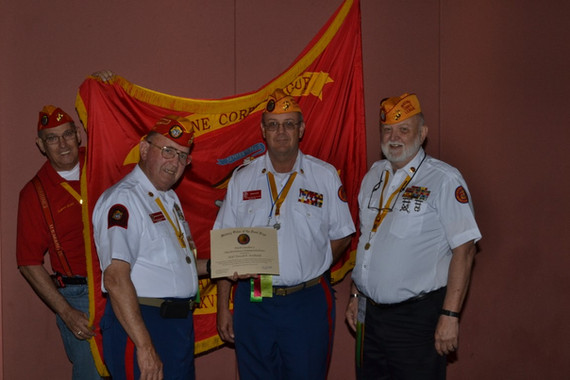 2012 Aug, Recieved Pack Leaders award (M