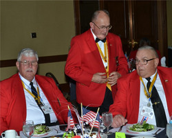 Leroy Brown, David Hatfield and Jim Williams - Dept of TN 31st Annual Convention, June 2012 Memphis