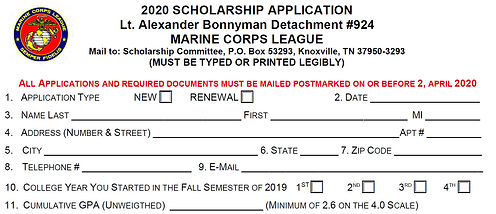 2020 Lt Bonnyman Scholarship clip.jpg